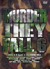 MURDER THEY FALL 6 DVD