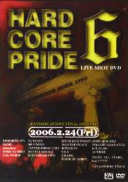 HARDCORE PRIDE 6 DVD